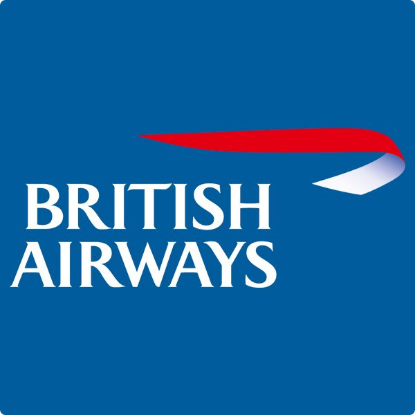 BRITISH AIRWAYS banner
